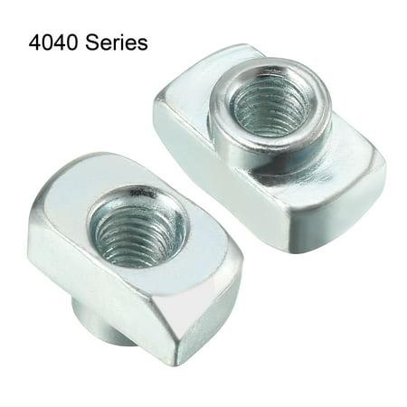 Sliding T Slot Nuts, M5 Female Thread for 4040 Series Aluminum Extrusion Profile 20 Pcs - image 1 de 5