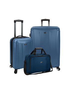 Hytop 3-Piece Spinner Luggage Set