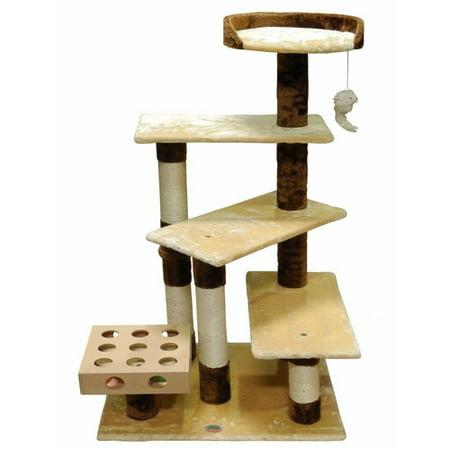 Ir a Club de mascotas 4539; 39; IQ caja Cat Tree + Go en Veo y Compro