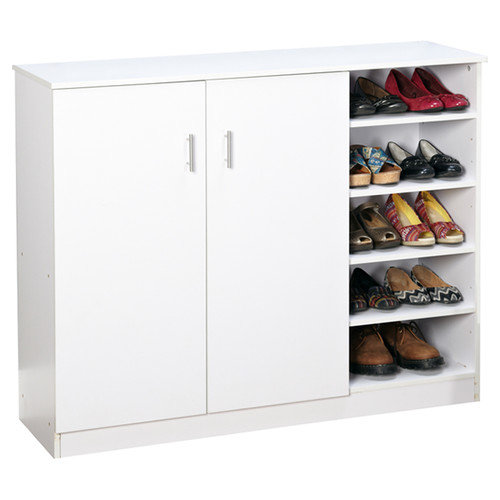 Tms Phoenix 2 Door Shoe Cabinet Walmart Com