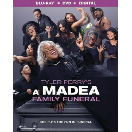 A Madea Family Funeral (Blu-ray + DVD) - Boo A Madea Halloween Movie Trailer