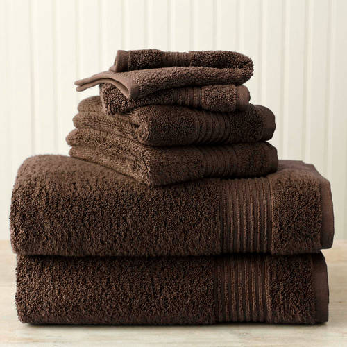 Better Homes and Gardens Extra Absorbent Bath Towel, 4 Piece Assorted Set by Generic