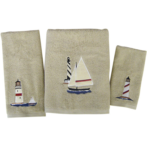 Harbor Cove 3pc Towel Set
