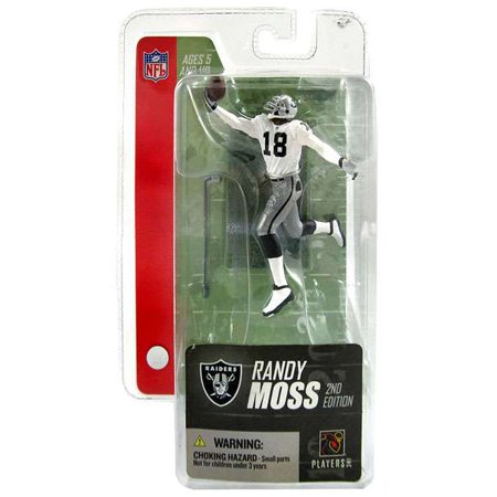 1999 Randy Moss Collectors Edge (McFarlane NFL Sports Picks Series 3 Mini Randy Moss Mini Figure )