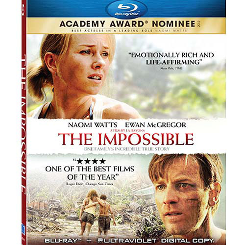 The Impossible (Blu-ray) (Widescreen)