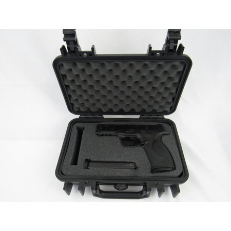 Pelican Case 1170 with Custom Foam Insert for Smith & Wesson M&P 9MM 45 MM With Magazines (Case &