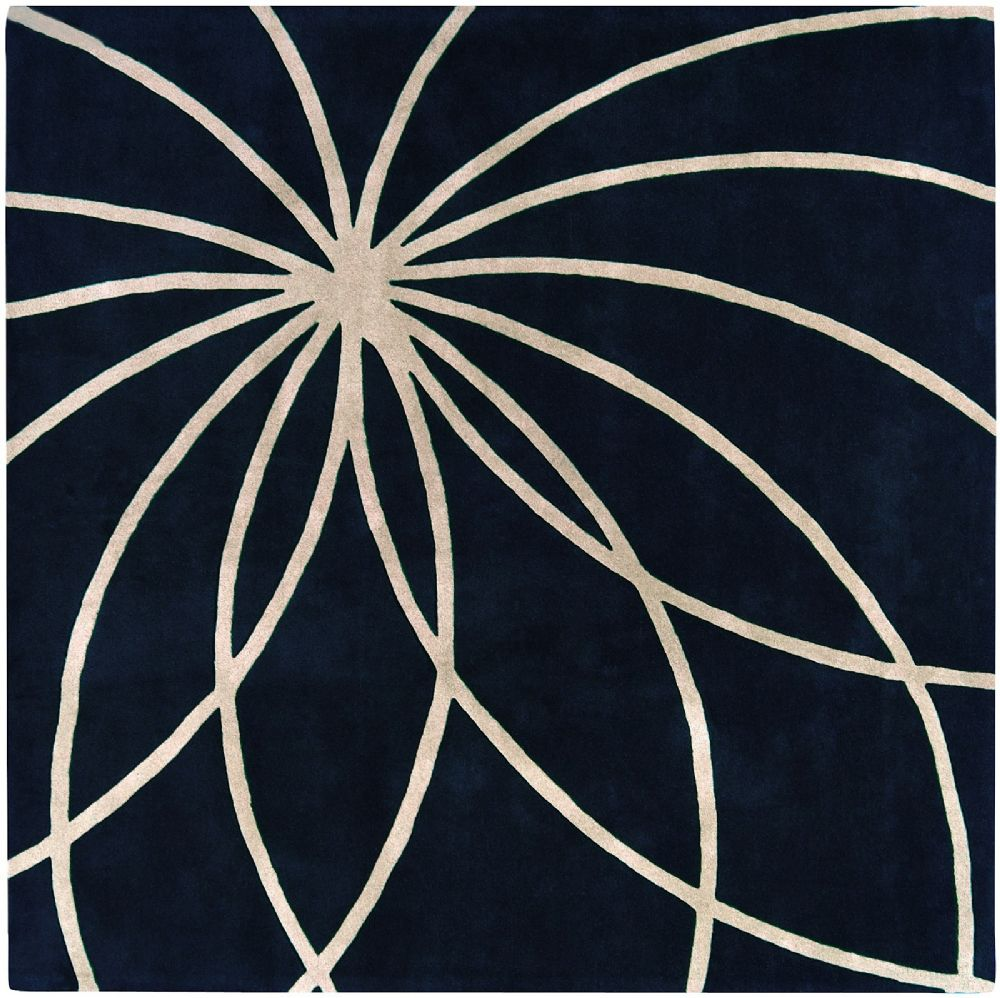 Contemporary Forum Collection Area Rug in Multiple Color and Oval, Rectangle, Round, Runner Shape