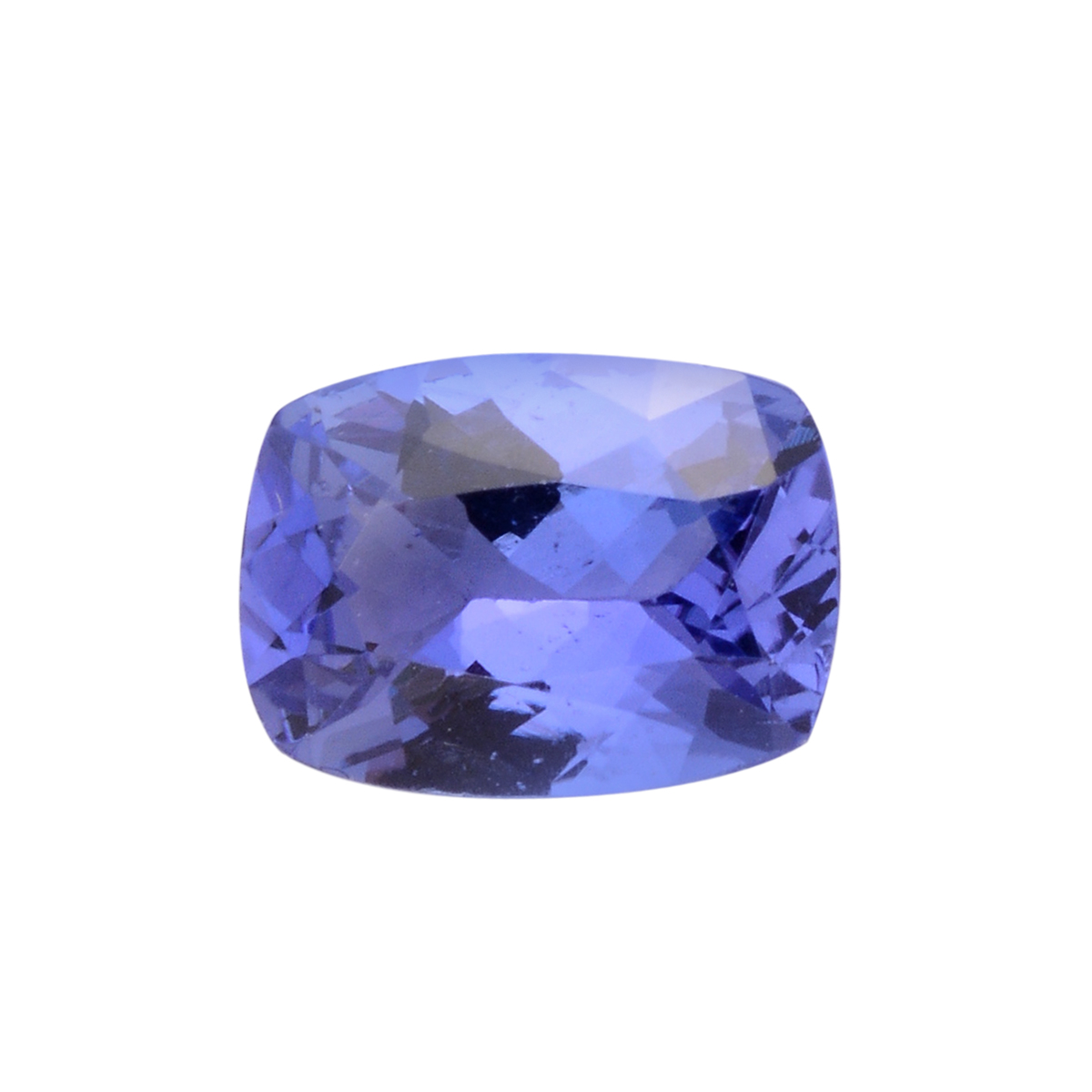 Tanzanite Cush 8x6 mm 3A 1 cttw by Shop LC