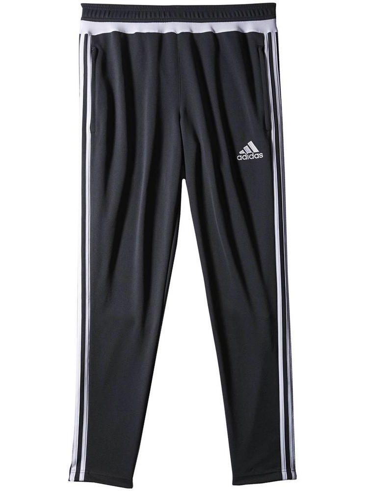 Adidas Men's Tiro 15 Training Pants (GreyWhite)
