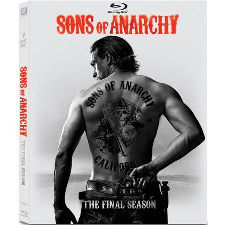 Sons Of Anarchy  The Complete Seventh Season  Blu Ray   Widescreen