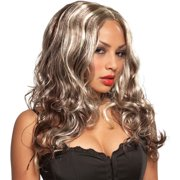 Fashionista Wig Adult Halloween Accessory