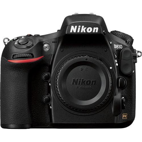 Nikon D810 36.3-megapixel Digital SLR (Body Only)