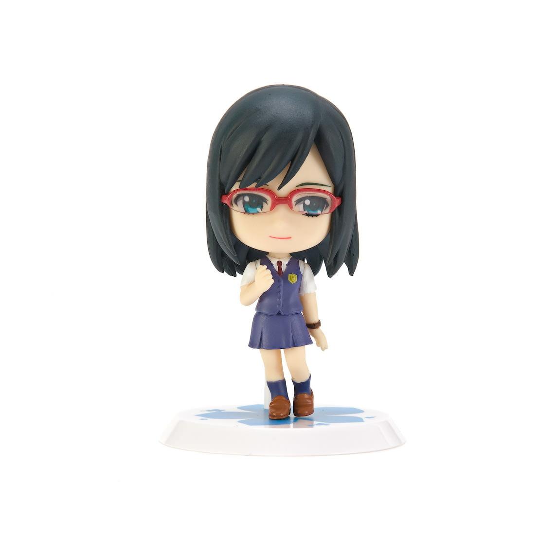 Anohana Tsurumi Chiriko Chibi Kyun-Chara PVC Figure by