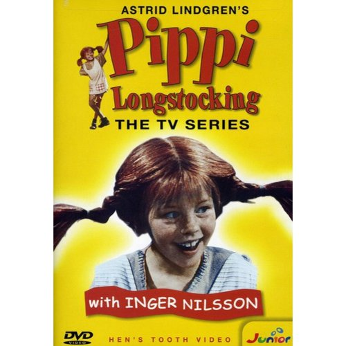 Pippi Longstocking: The TV Series (Full Frame)