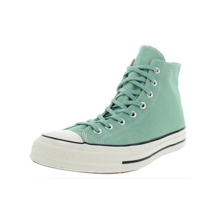 Converse Mens Canvas Lace-Up High Top Sneakers