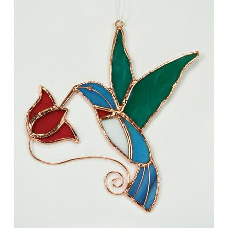 Hummingbird Suncatcher (Gift Essentials Hummingbird with Flower)