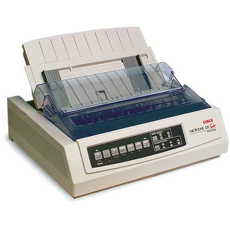 62418901 Dot Matrix Printer - Okidata ML320Turbo-D Dot Matrix Printer (62412901)