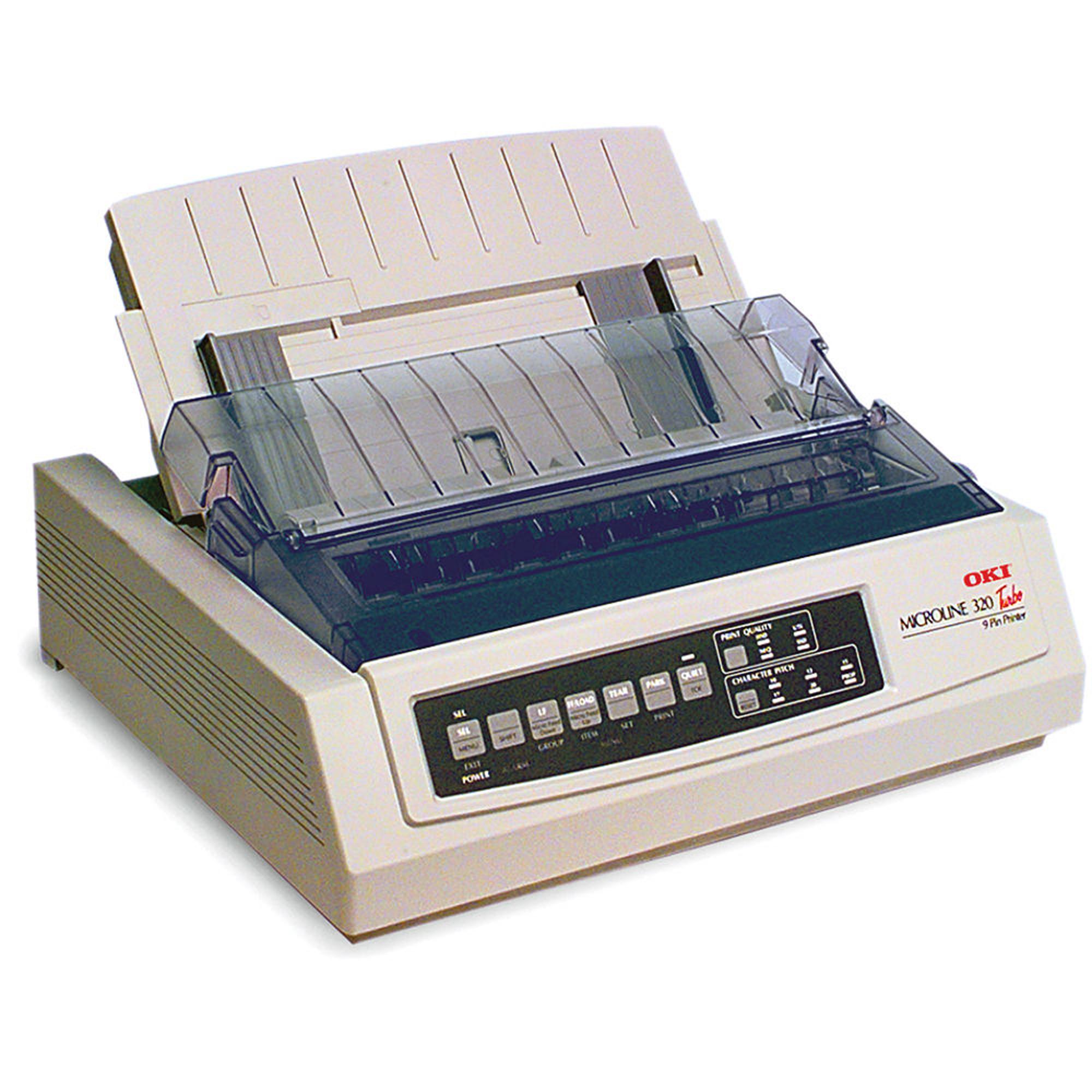 Okidata ML320Turbo-D Dot Matrix Printer (62412901)