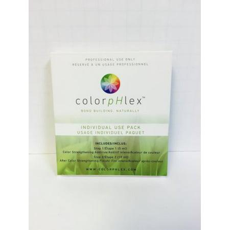Colorphlex Pro Individual Single Use Kit Step No 1 & 2