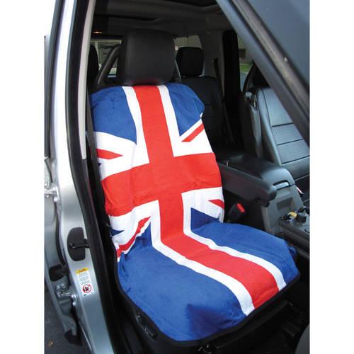SeatArmour RWB British Flag Seat Armour