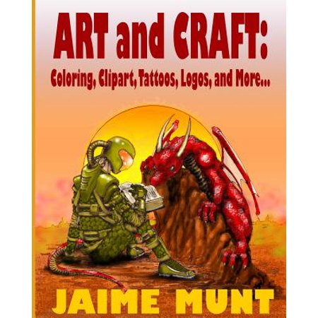 Art and Craft : Coloring, Clipart, Tattoos, Logos, and More...