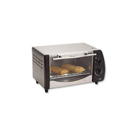 Avanti T9 Steel Toaster Oven Broiler 4slice (tf9) by