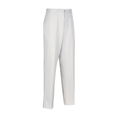 - Greg Norman Mens 5 Iron Flat Front Casual Trousers