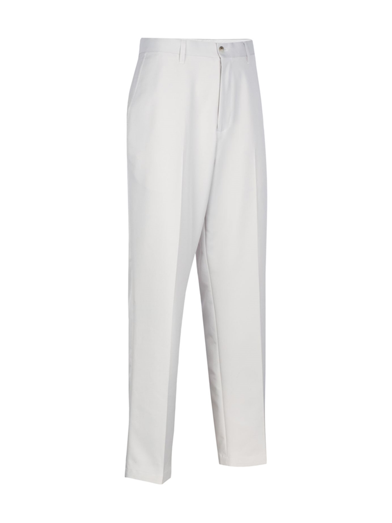 Greg Norman Mens 5 Iron Flat Front Casual Trousers