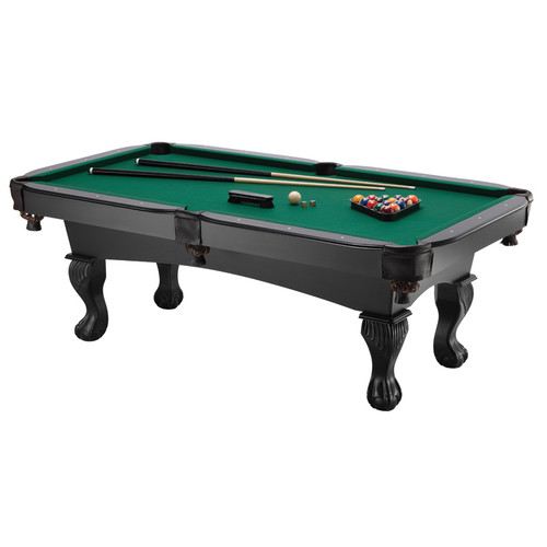 GLD Products Fat Cat Kansas 7' Pool Table