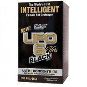 Nutrex Research LIPO 6 Black Hers Ultra Concentrate 60 capsules