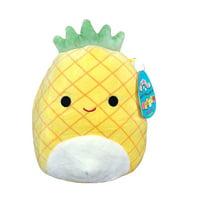 """Squishmallow Kellytoy 5"""" Maui the Pineapple Mini Plush Doll"""
