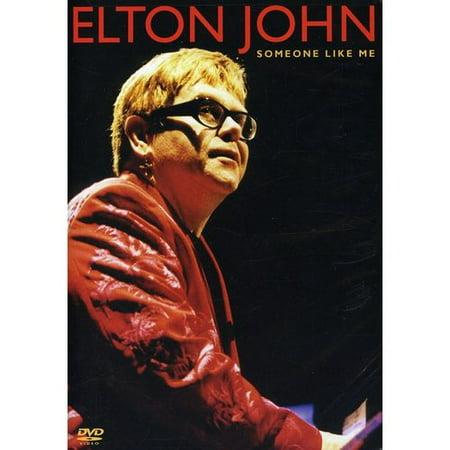 Elton John  Someone Like Me  Widescreen