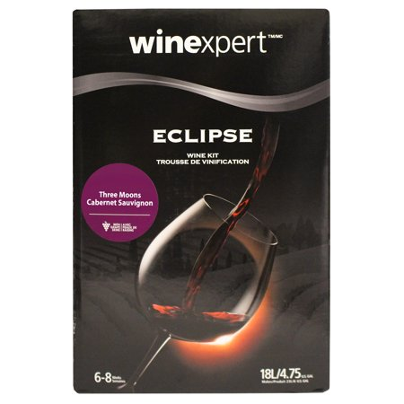 Winexpert Eclipse Three Moons Cabernet Sauvignon Wine Ingredient Kit