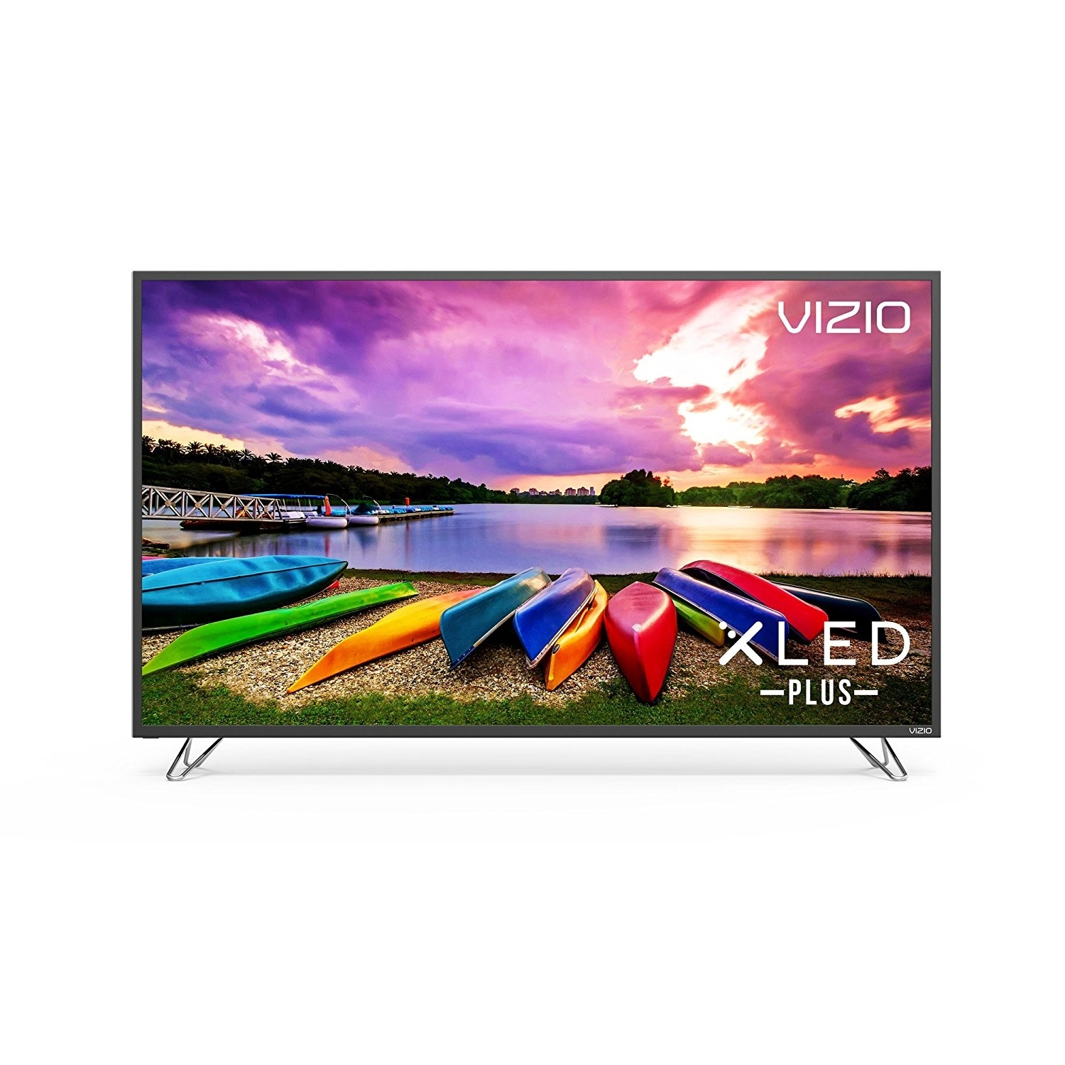 "Vizio M65-E0 4k 65"" LED TV, Black (Certified Refurbished)"