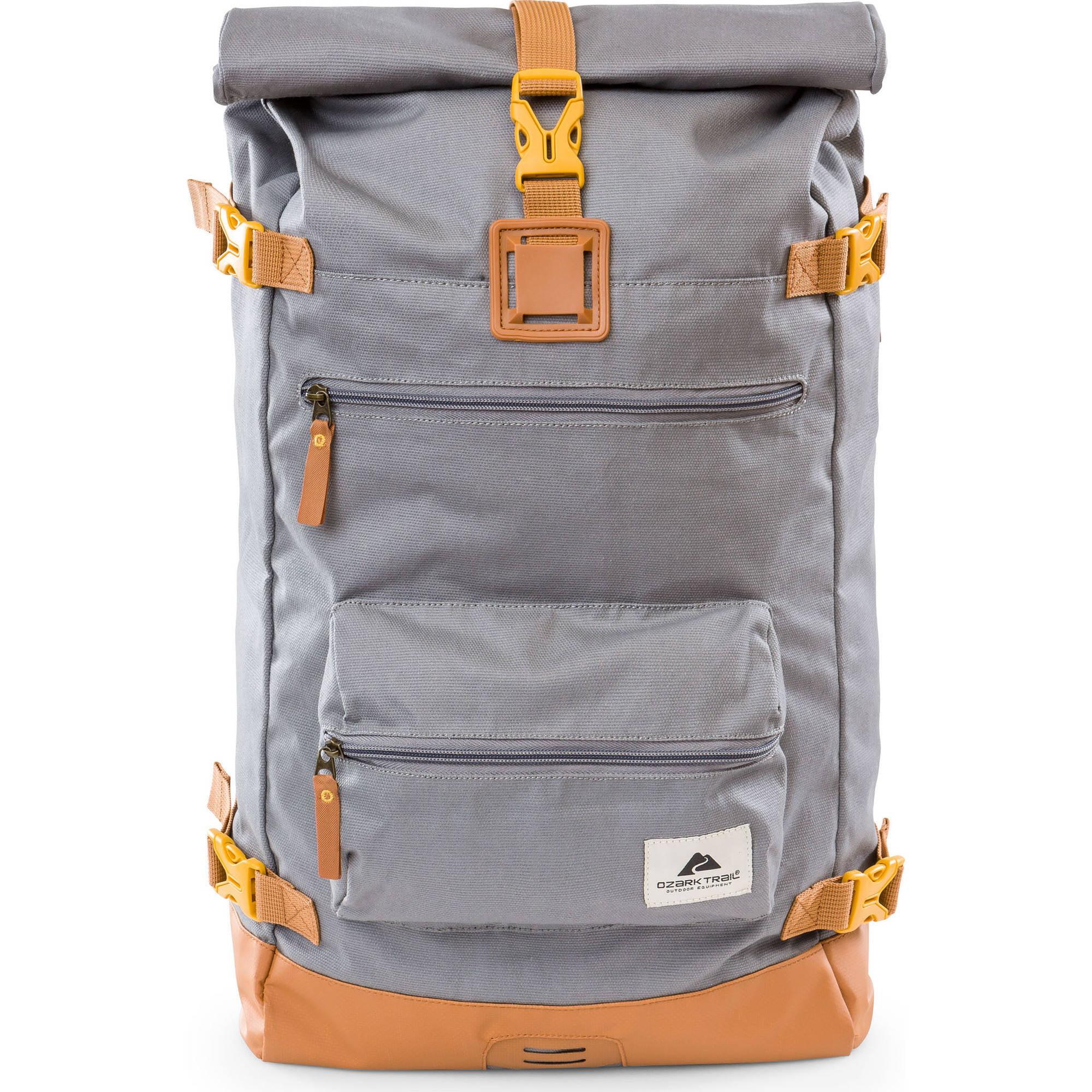 Ozark Trail 25L Roll Top Backpack