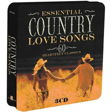 Country Love Songs / Various (CD)](Super Easy Halloween Songs)