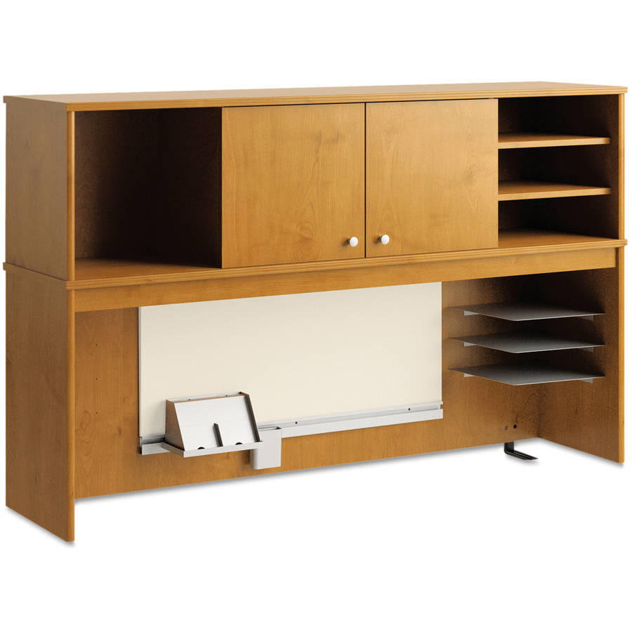 Office Connect By Bush Furniture Envoy Series Hutch, 58w x 14 1/4d x 36 1/4h
