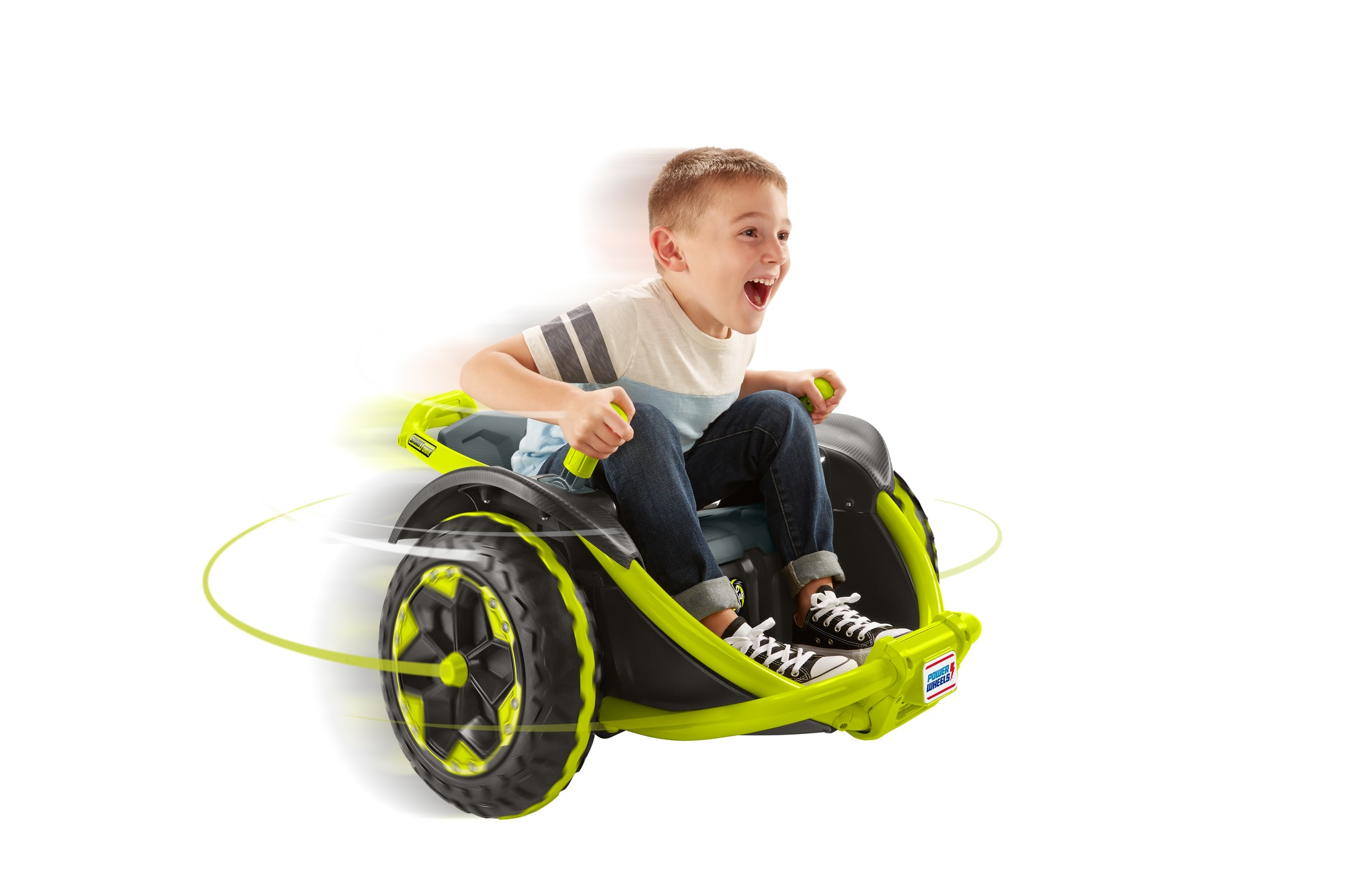 Power Wheels Wild Thing, Green by FISHER PRICE