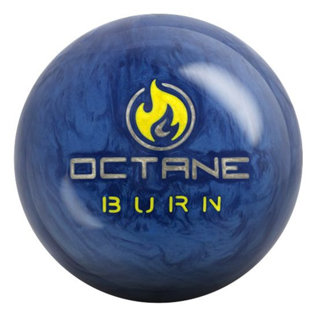 Motiv Octane Burn Bowling Ball (14lbs) by MOTIV Bowling Products