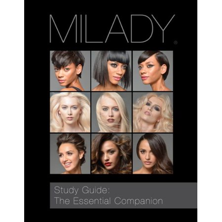 Milady Standard Cosmetology Study Guide