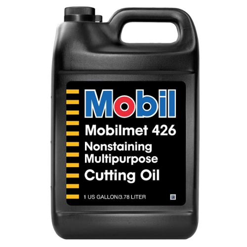 MOBIL Cutting Oil,  1 gal. Can,  1 EA 103799