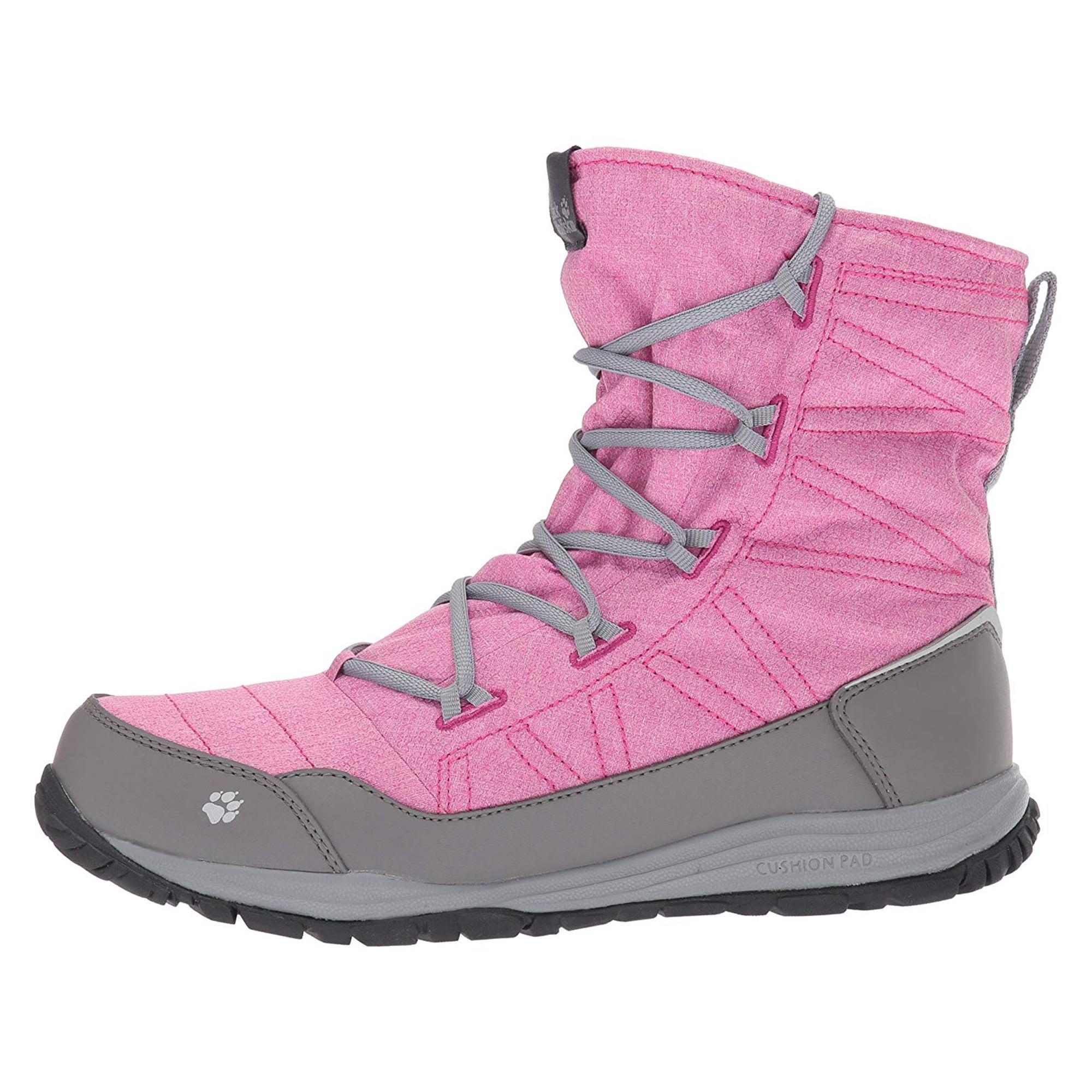 Kids Jack Wolfskin Girls Portland Boot G Mid Calf | Walmart