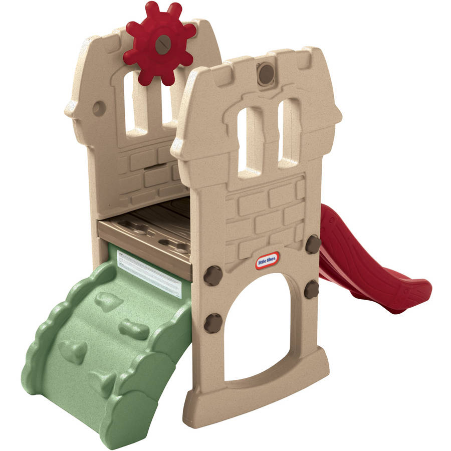 Little Tikes Endless Adventures Climb & Slide Castle
