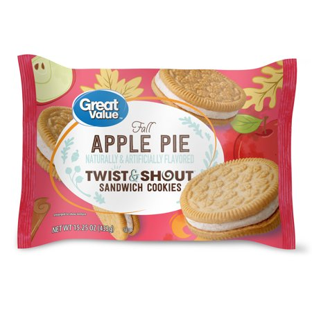 Great Value Gv Apple Pie Ts