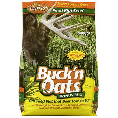 Buck'n Oats Food Plot Seed