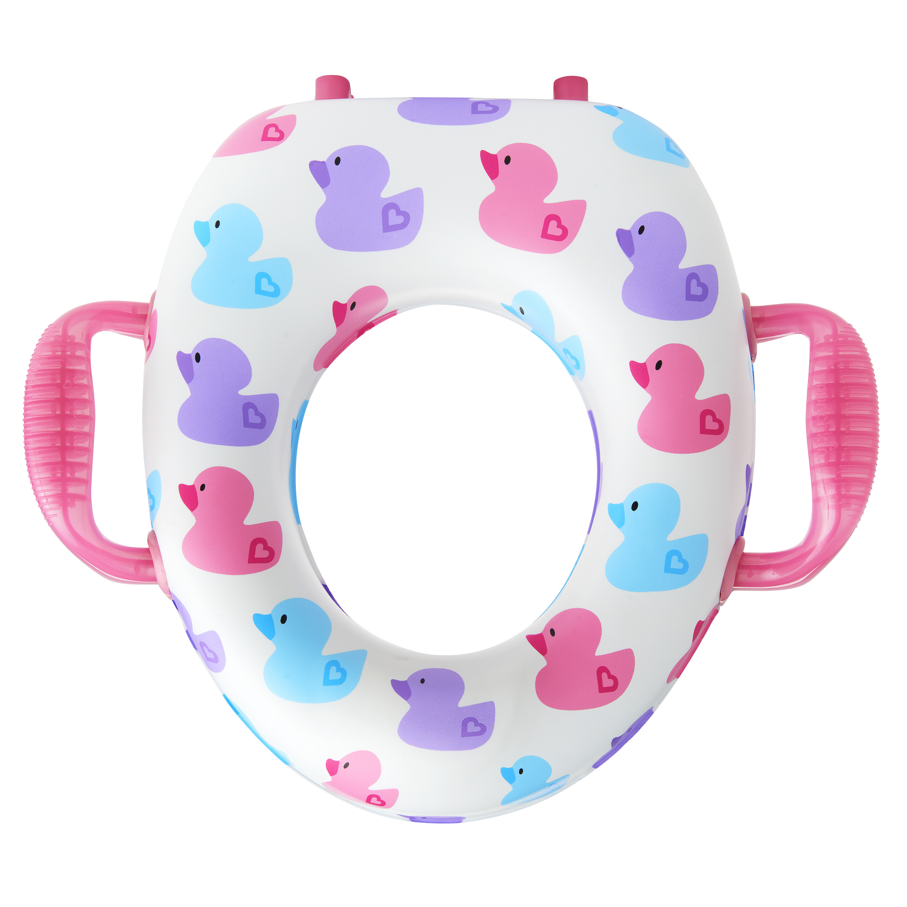Munchkin Soft Cushioned Toddler Potty Seat, Ducks