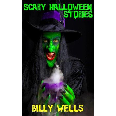 Scary Halloween Stories - eBook (Halloween Fill In The Blank Stories)