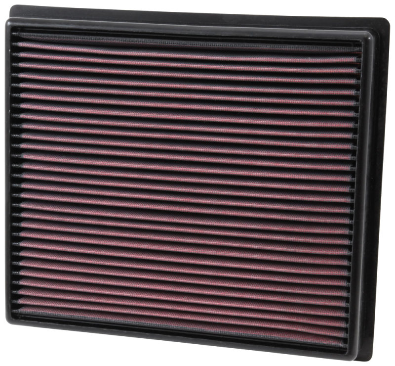K&N Replacement Panel Air Filter for Toyota 2014 Tundra 4.6L/5.7L/ 2014 Sequoia 5.7L V8