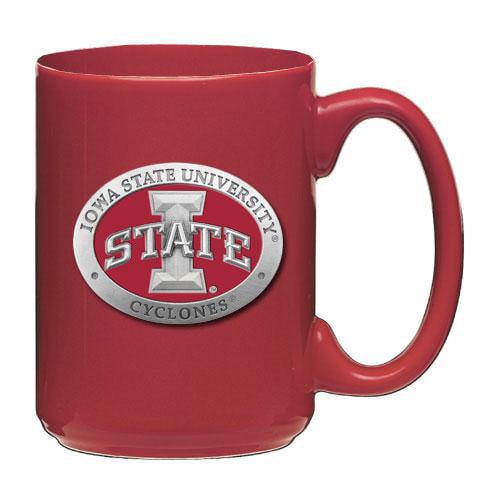 Iowa State University Coffee Mug, Red
