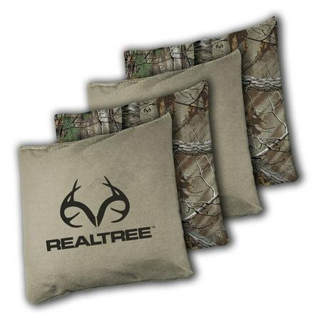 Realtree Regulation Bean Bags - Set of 4